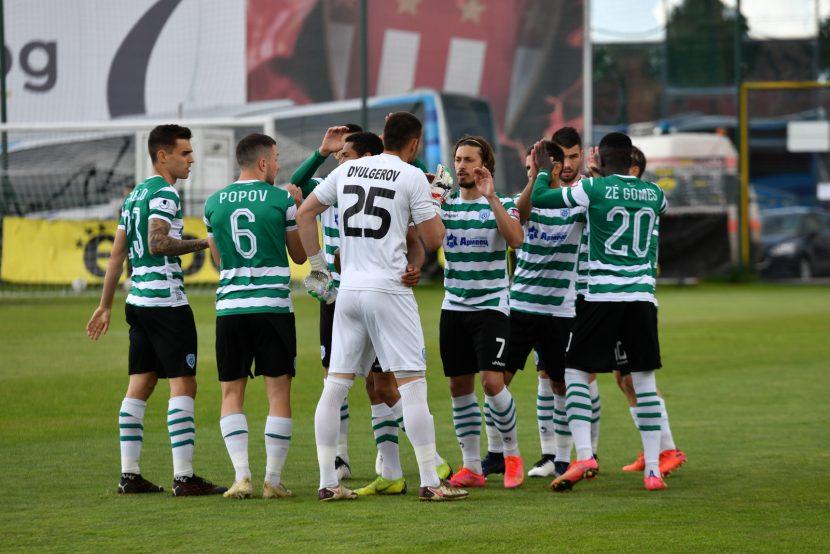 Черно море излиза днес в мача на сезона