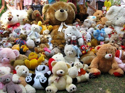 Размяна на играчки от петък до неделя във Варна