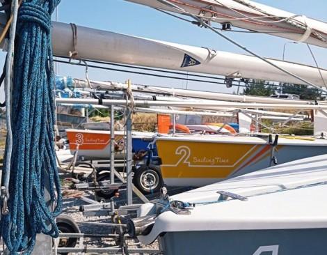 Пуснаха на вода лодките за BORA Sailing Championship