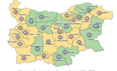 Варна е в зелената зона по разпространение на Covid-19