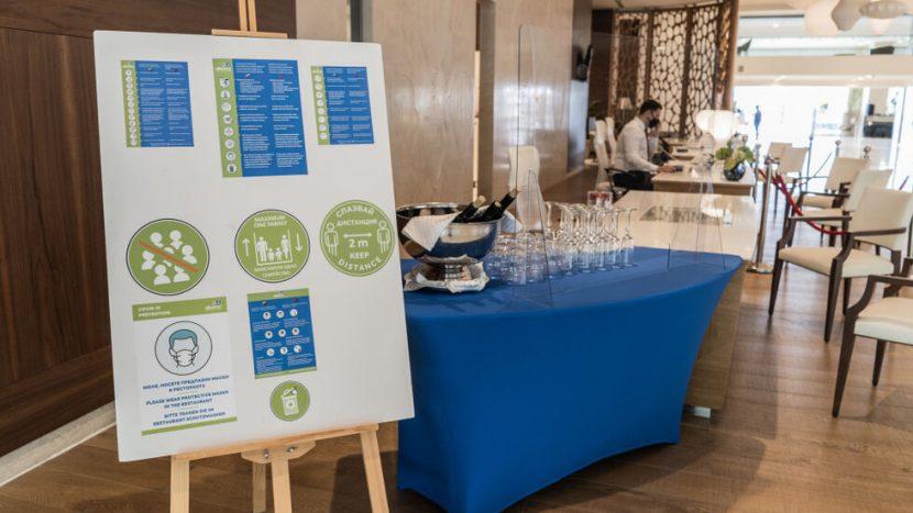 Слагат специални стикери за туристическите обекти с ваксиниран персонал