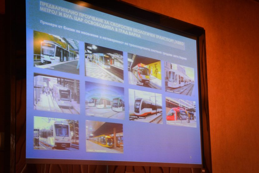 Готови са предварителните проучвания за изграждане на Леко метро във Варна
