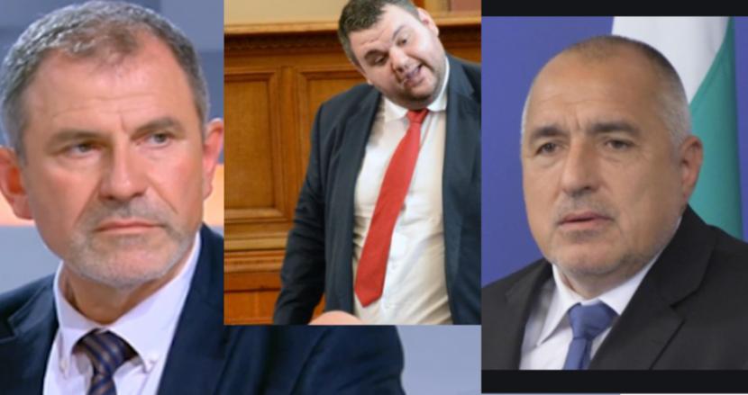 Методи Андреев: ИПОН на Борисов има връзка с фирмите на Пеевски и майка му