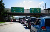 Огромна колона от автомобили на границата ни с Гърция