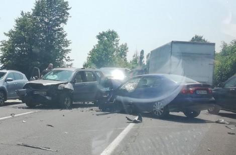Тежка катастрофа край Варна, има пострадали (снимка)
