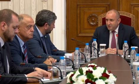 Христо Иванов пред Радев: Този парламент има съдбовна отговорност да излъчи правителство