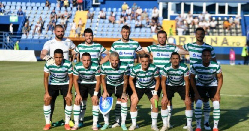 Черно море завърши 1:1 срещу Фарул (Констанца)