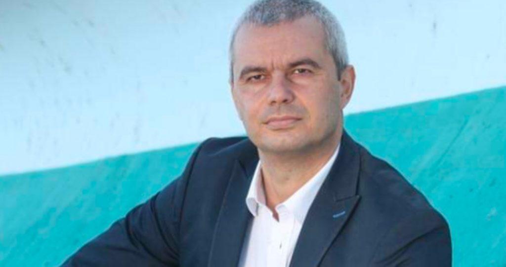 Костадинов: Дори и мафията не посяга на жените и децата, но на моите посегнаха, защото съм заплаха