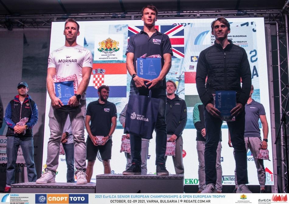 Наградиха призьорите от Европейското по ветроходство във Варна