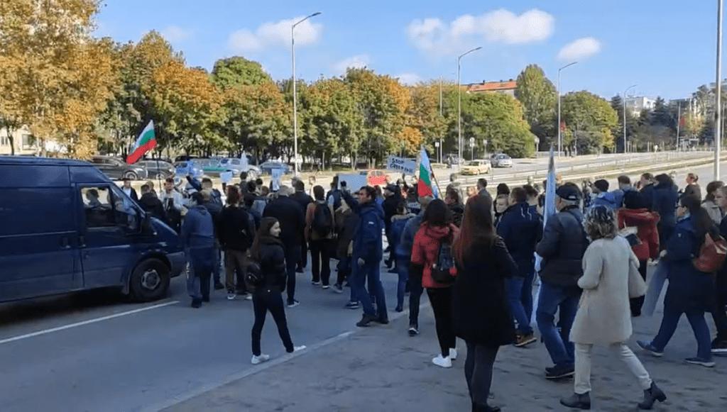 Важно! Протест утре блокира 3 възлови места в града